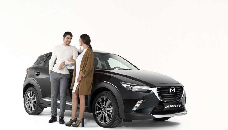 Mazda rende fashion la sua crossover CX-3 grazie a Pollini - Foto 8 di 26