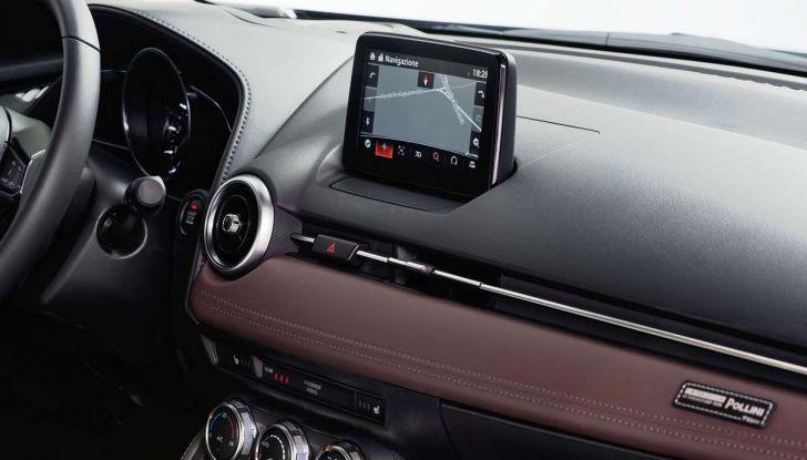 Mazda rende fashion la sua crossover CX-3 grazie a Pollini - Foto 13 di 26