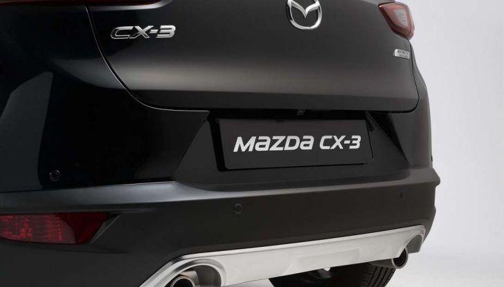Mazda rende fashion la sua crossover CX-3 grazie a Pollini - Foto 11 di 26