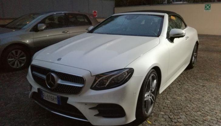 Nuova Mercedes Classe E Cabrio: Prova su strada, caratteristiche e prezzo - Foto 26 di 29