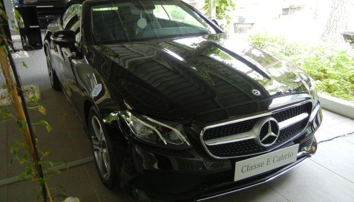 Nuova Mercedes Classe E Cabrio: Prova su strada, caratteristiche e prezzo - Foto 7 di 29