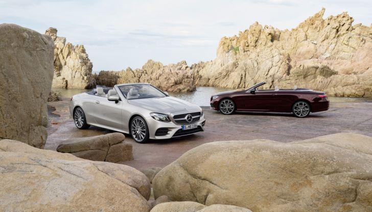 Nuova Mercedes Classe E Cabrio: Prova su strada, caratteristiche e prezzo - Foto 2 di 29