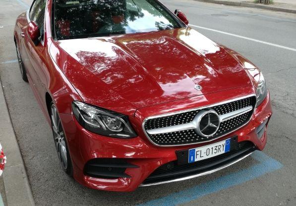 Nuova Mercedes Classe E Cabrio: Prova su strada, caratteristiche e prezzo - Foto 27 di 29