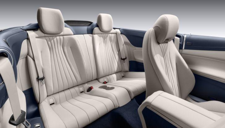 Nuova Mercedes Classe E Cabrio: Prova su strada, caratteristiche e prezzo - Foto 14 di 29