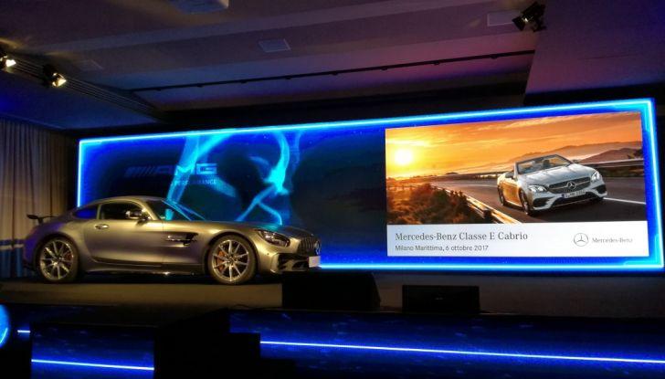 Nuova Mercedes Classe E Cabrio: Prova su strada, caratteristiche e prezzo - Foto 28 di 29