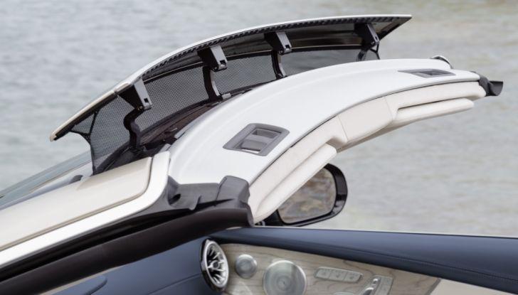 Nuova Mercedes Classe E Cabrio: Prova su strada, caratteristiche e prezzo - Foto 24 di 29