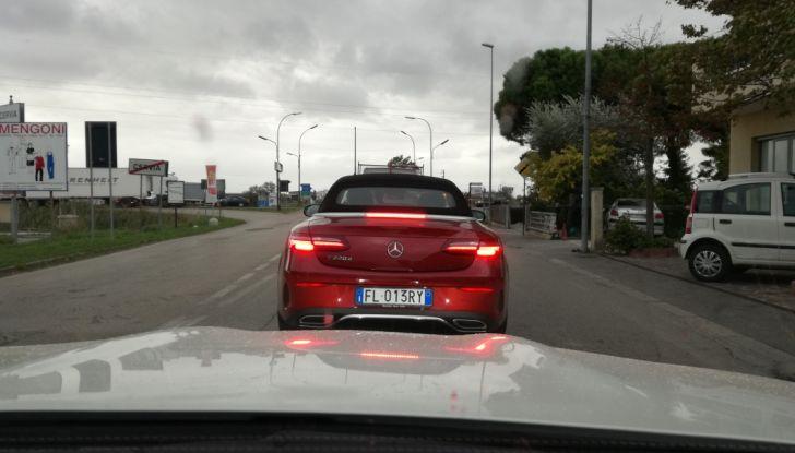 Nuova Mercedes Classe E Cabrio: Prova su strada, caratteristiche e prezzo - Foto 4 di 29