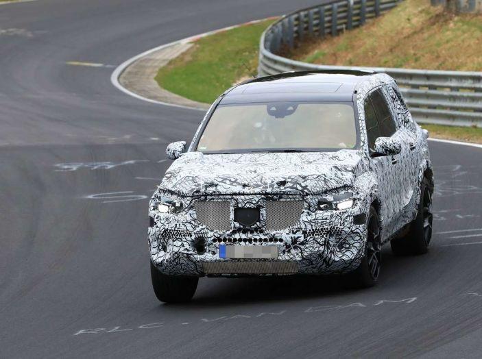 Mercedes GLS 2019, nuove immagini spia del maxi SUV - Foto 12 di 30