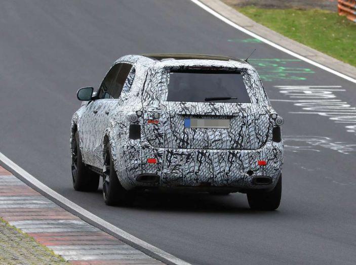 Mercedes GLS 2019, nuove immagini spia del maxi SUV - Foto 30 di 30