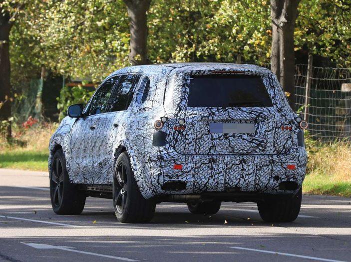 Mercedes GLS 2019, nuove immagini spia del maxi SUV - Foto 27 di 27