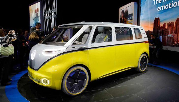 Nel 1997 il web nel 2017 l'auto elettrica - Foto 7 di 16