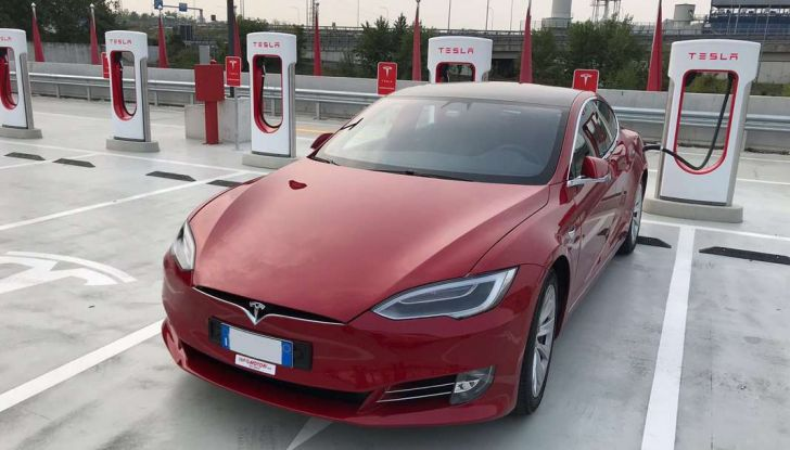 Nel 1997 il web nel 2017 l'auto elettrica - Foto 1 di 16
