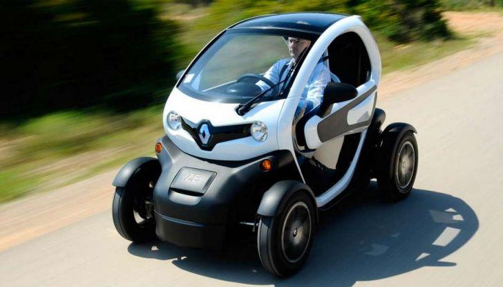 Nel 1997 il web nel 2017 l'auto elettrica - Foto 9 di 16