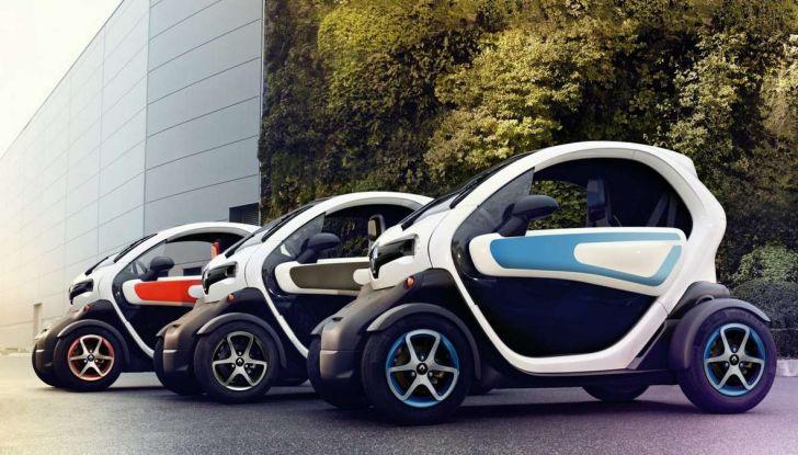 Nel 1997 il web nel 2017 l'auto elettrica - Foto 13 di 16