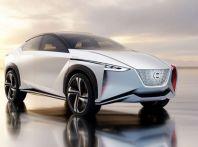 Nissan IMx Concept, il crossover 100% elettrico