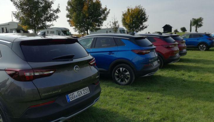 Opel Grandland X: test drive, caratteristiche e prezzi del crossover polivalente - Foto 2 di 25