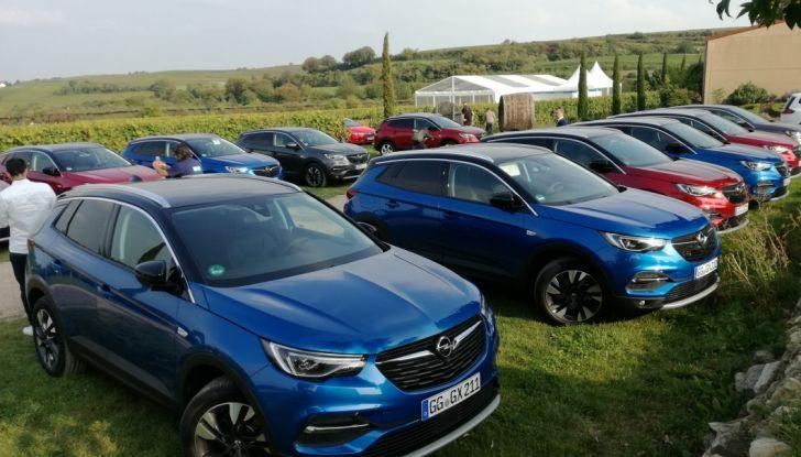 Opel Grandland X: test drive, caratteristiche e prezzi del crossover polivalente - Foto 7 di 25