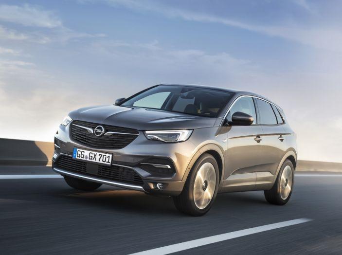 Opel Grandland X: test drive, caratteristiche e prezzi del crossover polivalente - Foto 8 di 25
