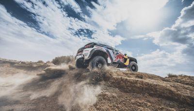 Cyril Despres, veterano dei rally raid, è carico per la Dakar 2018 con Peugeot