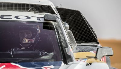 Bruno Famin (Peugeot Sport) fiducioso per la Dakar 2018 con la 3008DKR Maxi
