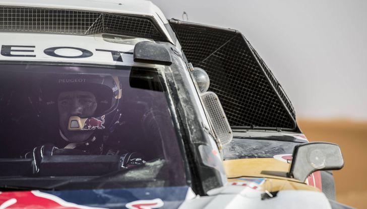 Bruno Famin (Peugeot Sport) fiducioso per la Dakar 2018 con la 3008DKR Maxi - Foto  di