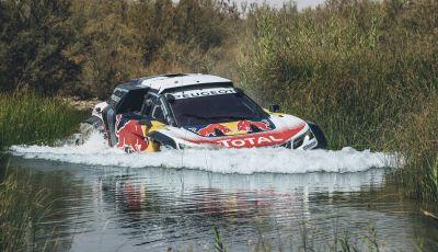 Carlos Sainz, torna in gioco alla Dakar 2018 con Peugeot 3008DKR Maxi