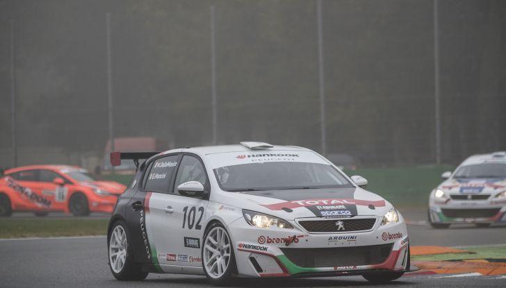 Campionato Italiano Turismo TCR – Peugeot porta a casa un bel bottino a Monza - Foto 3 di 6