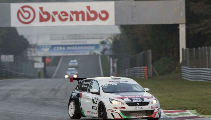 Campionato Italiano Turismo TCR – Peugeot porta a casa un bel bottino a Monza - Foto 4 di 6