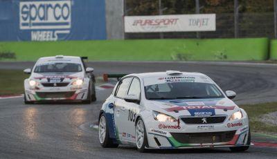 Campionato Italiano Turismo TCR - Peugeot porta a casa un bel bottino a Monza