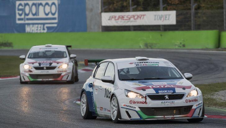 Campionato Italiano Turismo TCR – Peugeot porta a casa un bel bottino a Monza - Foto 1 di 6