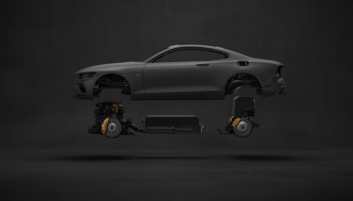 Volvo, l'addio al Diesel: dalla S60 2018 niente più auto a gasolio - Foto 27 di 30