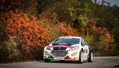 Rally 2 Valli di Verona – Andreucci soddisfatto di Tappa 1
