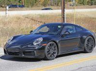 Porsche 911 2019, foto spia della futura generazione
