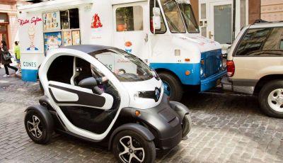 Alberghi e ristoranti possono usare una Renault Twizy grazie a Enegan