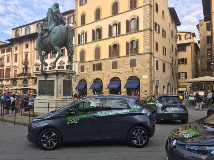 Renault e il Car Sharing 100% elettrico a Firenze - Foto 8 di 16