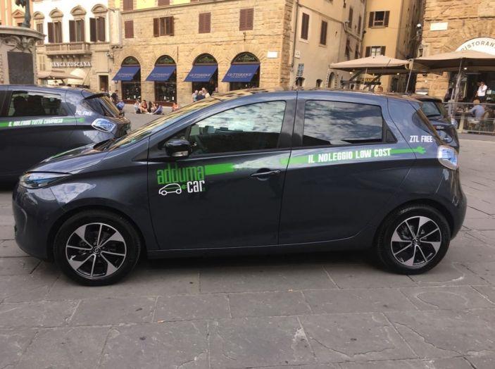 Renault e il Car Sharing 100% elettrico a Firenze - Foto 9 di 16