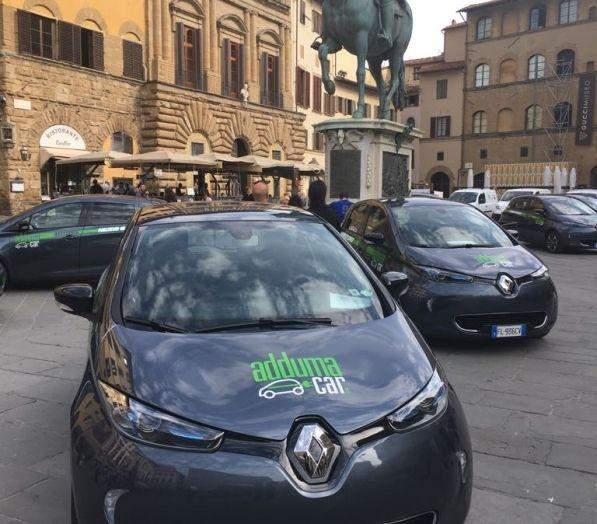 Renault e il Car Sharing 100% elettrico a Firenze - Foto 4 di 16