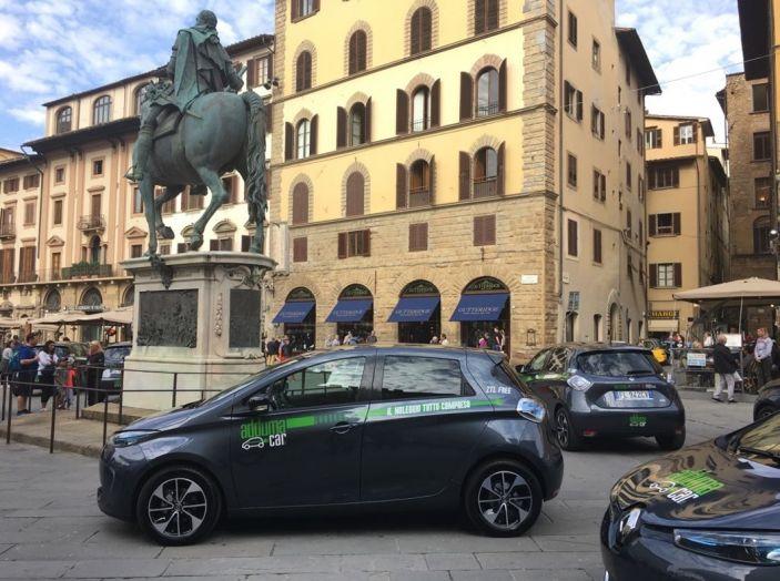 Renault e il Car Sharing 100% elettrico a Firenze - Foto 15 di 16