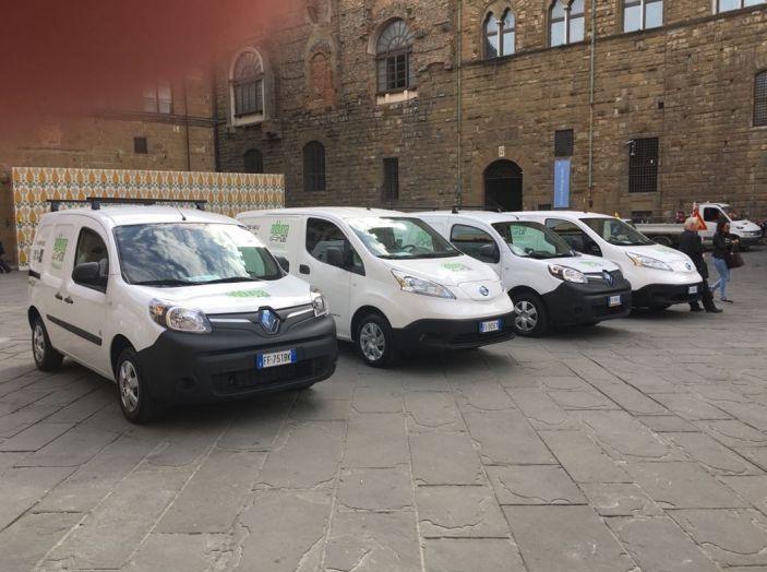 Renault e il Car Sharing 100% elettrico a Firenze - Foto 5 di 16