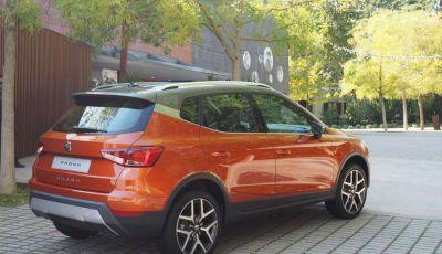 Seat Arona, la prova su strada del SUV compatto a Barcellona