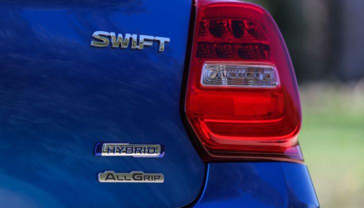 Test Drive 4×4: la nuova Suzuki Swift Hybrid Allgrip, per andare ovunque - Foto 7 di 29