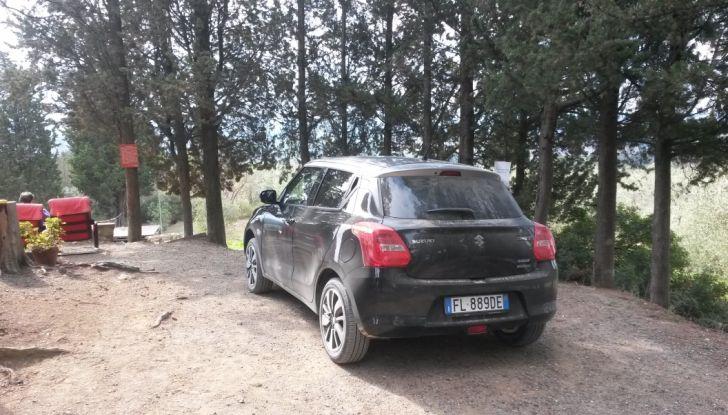 Test Drive 4×4: la nuova Suzuki Swift Hybrid Allgrip, per andare ovunque - Foto 18 di 29