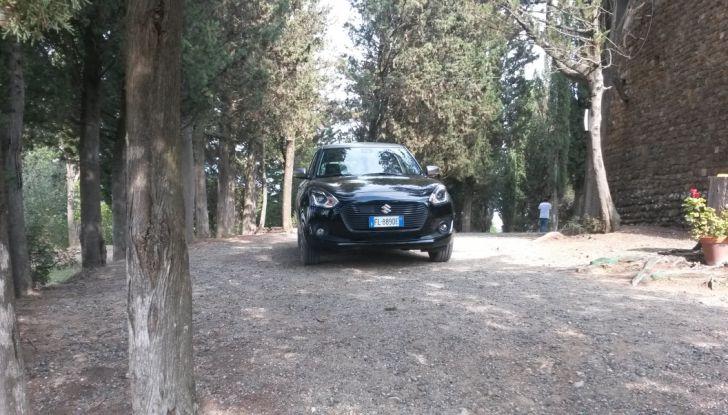 Test Drive 4×4: la nuova Suzuki Swift Hybrid Allgrip, per andare ovunque - Foto 2 di 29