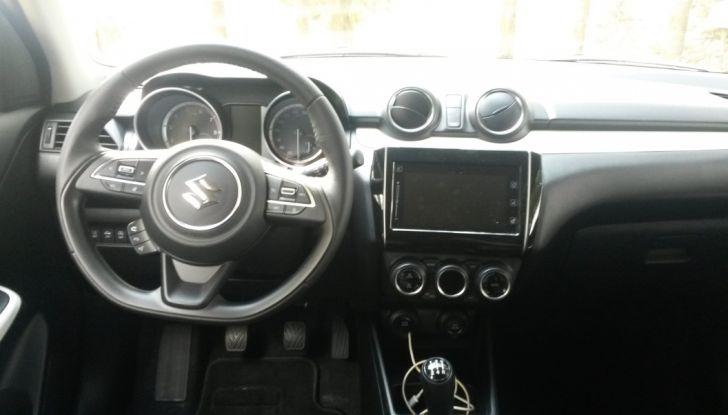 Test Drive 4×4: la nuova Suzuki Swift Hybrid Allgrip, per andare ovunque - Foto 19 di 29