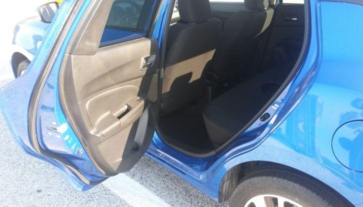 Test Drive 4×4: la nuova Suzuki Swift Hybrid Allgrip, per andare ovunque - Foto 20 di 29