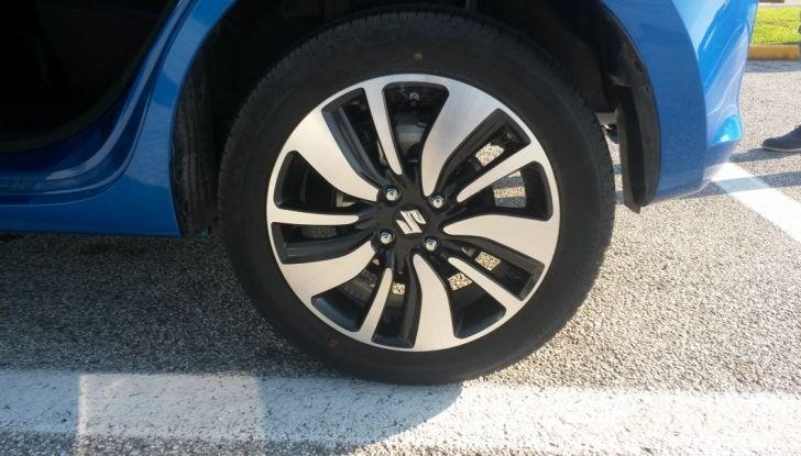 Test Drive 4×4: la nuova Suzuki Swift Hybrid Allgrip, per andare ovunque - Foto 21 di 29