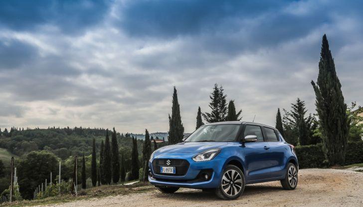 Suzuki, l'ibrido è il futuro delle automobili: già disponibile su Swift, Baleno e Ignis - Foto 1 di 7