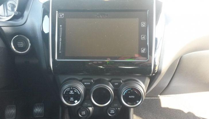 Test Drive 4×4: la nuova Suzuki Swift Hybrid Allgrip, per andare ovunque - Foto 24 di 29