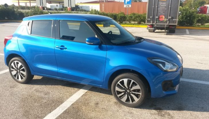 Test Drive 4×4: la nuova Suzuki Swift Hybrid Allgrip, per andare ovunque - Foto 6 di 29