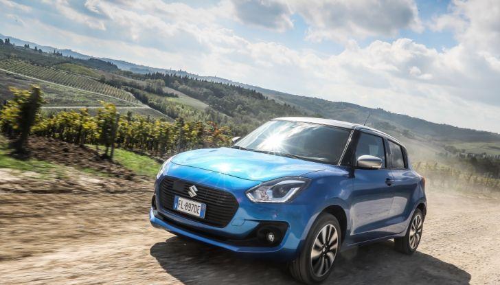 Suzuki, l'ibrido è il futuro delle automobili: già disponibile su Swift, Baleno e Ignis - Foto 7 di 7